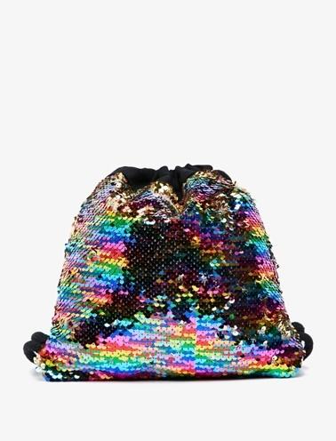 Koton Kids Pul Detaylı Sırt Çantası Renkli